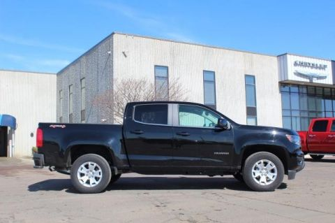 Pre-Owned 2020 CHEVROLET COLORADO 4WD LT 4 WHEEL Pickup - Compact