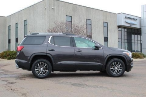 Pre-Owned 2018 GMC ACADIA SLT ALL WHEEL Sport Utility