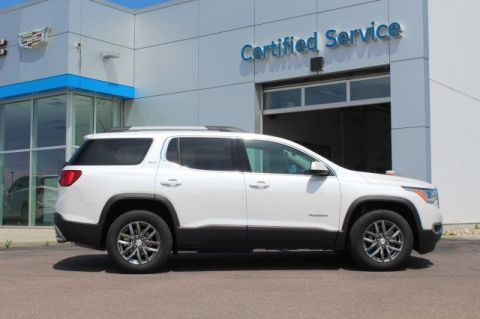 Pre-Owned 2017 GMC ACADIA SLT ALL WHEEL Sport Utility