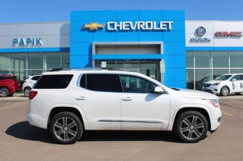 Pre-Owned 2017 GMC ACADIA Denali ALL WHEEL Sport Utility