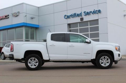 Pre-Owned 2019 GMC CANYON 4WD SLE 4 WHEEL Pickup - Compact