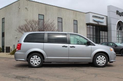 New 2020 DODGE Grand Caravan SE FWD Passenger Van