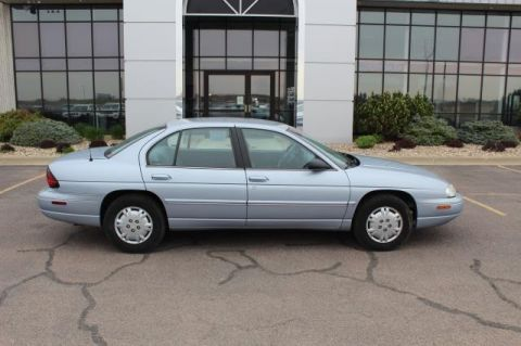 Pre-Owned 1997 CHEVROLET LUMINA FRONT WHEEL 4 Door