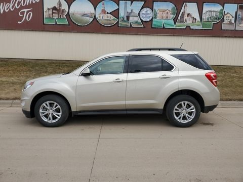 Pre-Owned 2016 CHEVROLET EQUINOX LT FRONT WHEEL Sport Utility