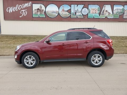 Pre-Owned 2016 CHEVROLET EQUINOX LT ALL WHEEL Sport Utility