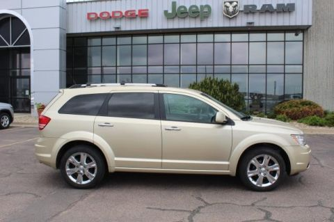 Pre-Owned 2010 DODGE JOURNEY R-T ALL WHEEL Sport Utility