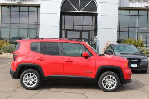 New 2020 JEEP Renegade Latitude 4x4 Sport Utility